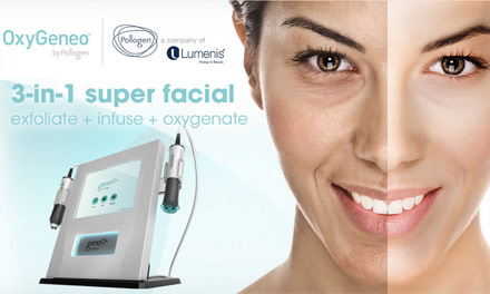OxyGeneo 3-in-1 Super Facial