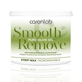 {Smooth & Remove Waxes}